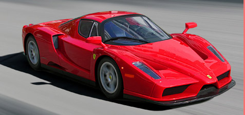Top 10 Supercars