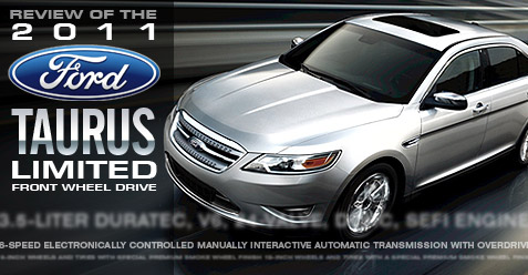 2011 Ford Taurus review