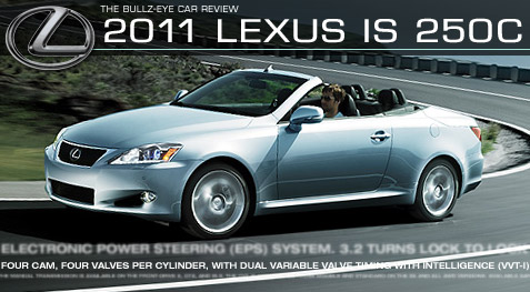 Lexus IS 250C
