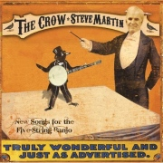 Steve Martin: The Crow: New Songs for the 5-String Banjo