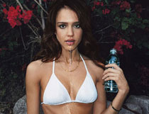 Jessica Alba in GQ August 2007