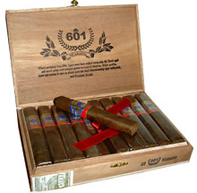 601 Serie Box-Pressed Maduro