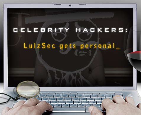 LulzSec Gets Personal