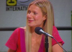 Gwyneth Paltrow interview, Iron Man interview
