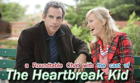 A Roundtable Chat with the cast of The Heartbreak Kid