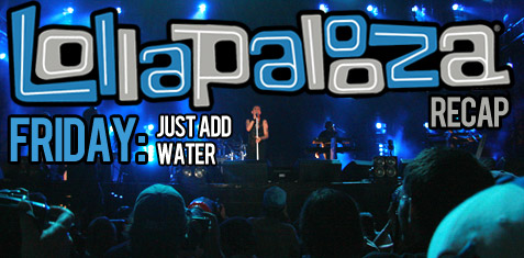 Lollapalooza Live Blog