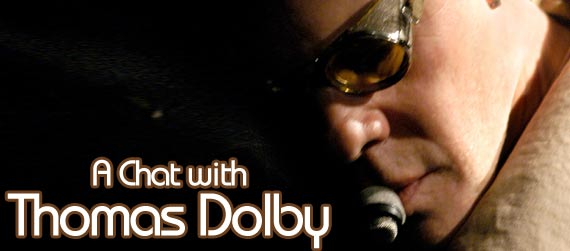 This is Thomas Dolby DVD