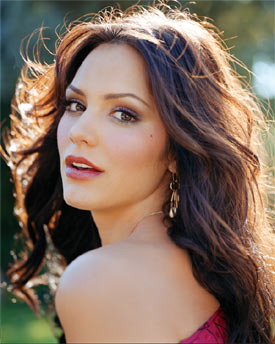 Katharine McPhee Interview