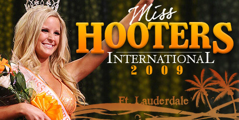 Miss Hooters International 2009