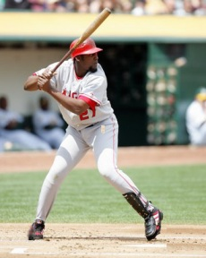 Vladimir Guerrero, Los Angles Angels