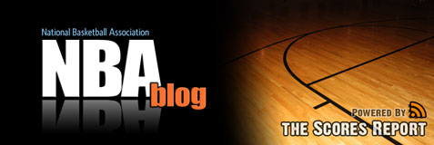 NBA Blog Powered by the Scores Report