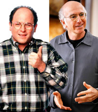 George Costanza Larry David