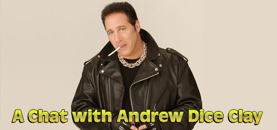 Andrew Dice Clay Interview