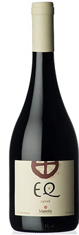 Matetic  Vineyards 2008 EQ Syrah