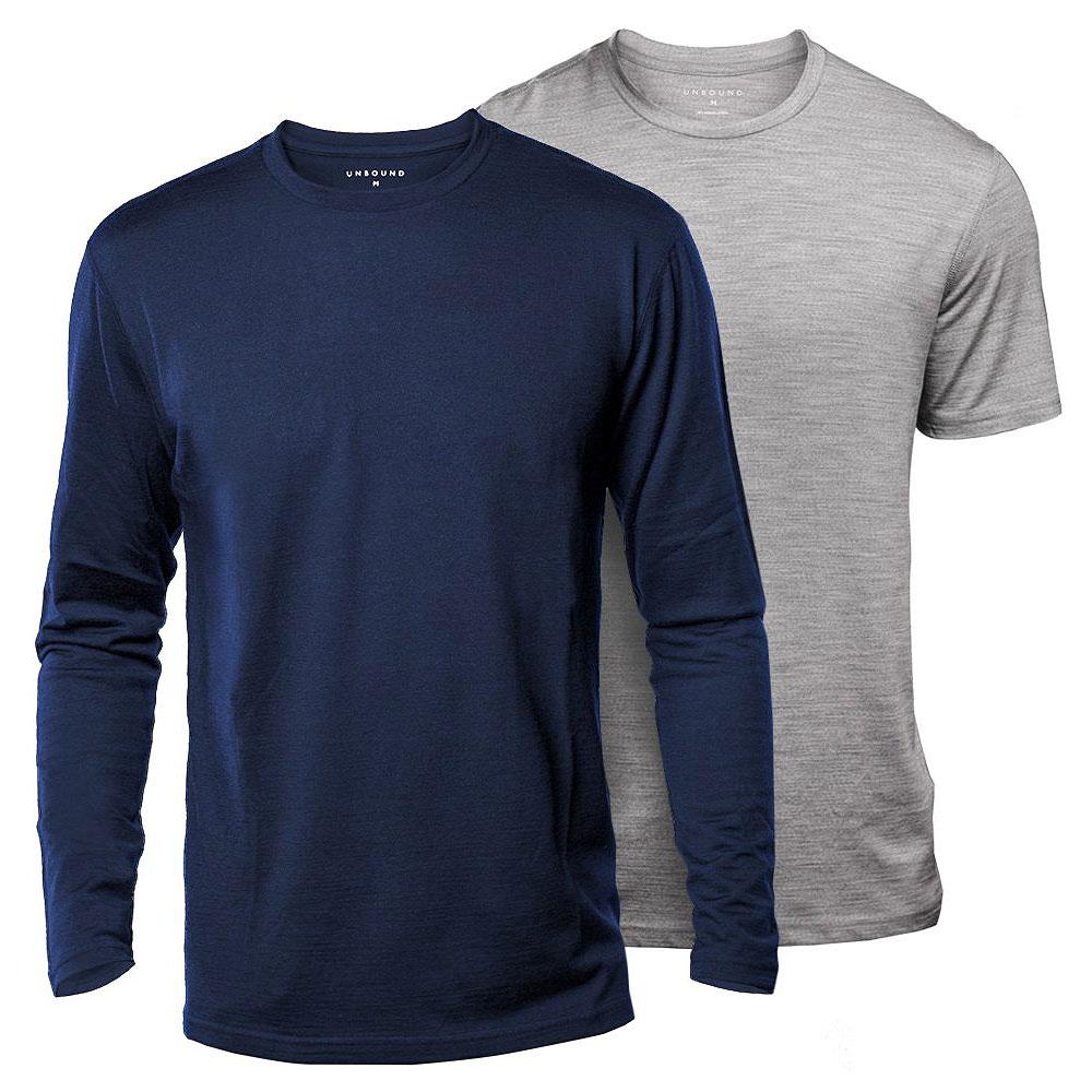 Unbound Merino Shirts